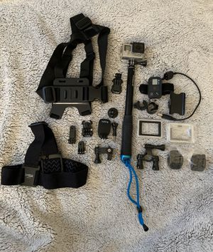 GoPro Hero4-Silver for Sale in Chicago, IL