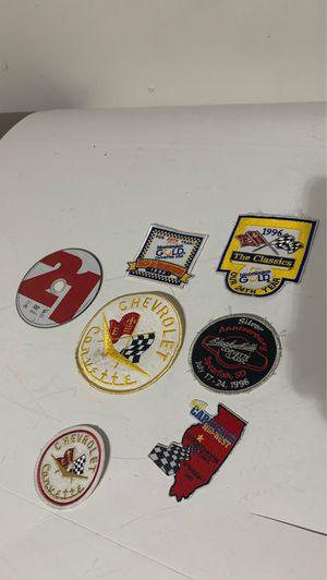 Vintage Chevrolet Corvet patches for Sale in Wheeling, IL