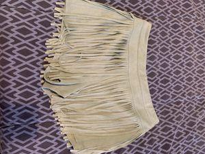 Mint fringe skirt for Sale in Kansas City, MO