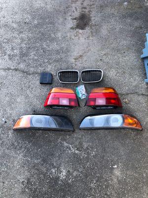 Random BMW E39 5 series parts for Sale in Kent, WA