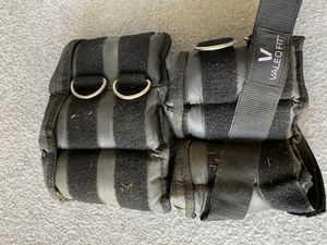 Ankle and Wrist Weights - 2 sets ValeoFit for Sale in San Clemente, CA
