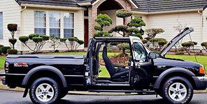 ֆ12OO Ford Ranger 4WD for Sale in Howard, PA