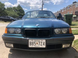 1997 BMW 328iC (Best Offer) for Sale in Baltimore, MD