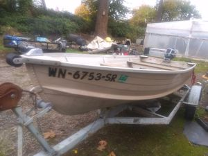 16 ft boat for Sale in Keizer, OR