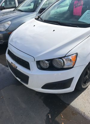 2012 chevy sonic for Sale in Detroit, MI