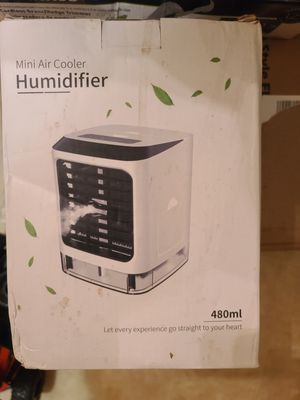Humidifier mini air cooler for Sale in Hickory, NC