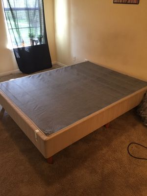 Queen Platform Bed Frame for Sale in Murfreesboro, TN