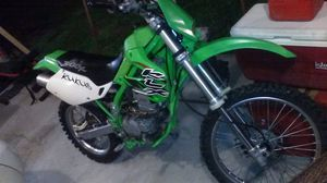 Kawasaki 300R KLX on/off road Dirt Bike for Sale in Plaquemine, LA