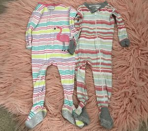 12 month bundle pj and jumpsuit lot for Sale in Lathrop, CA