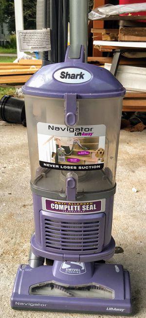 Shark lift away vacuum for Sale in Lakeland, FL