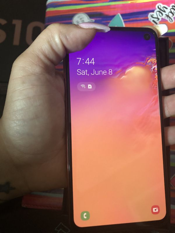 New Samsung phone 📲 128 gigs