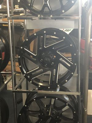 18 inches truck wheels xd for Sale in San Leandro, CA