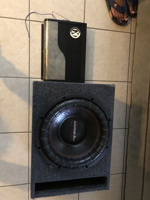 American bass and Memphis for Sale in Columbus, OH