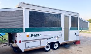 2004 Jayco Eagle pop up camper for Sale in Wylie, TX