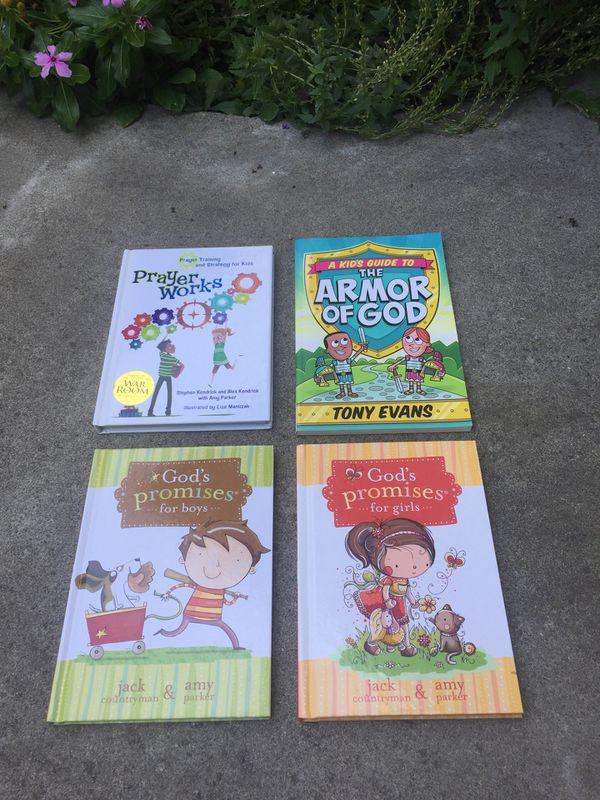 Children's Books on Trusting God