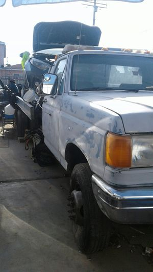 89 Ford F450 super duty flatbed for Sale in Carson, CA