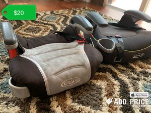2 Booster Seats - $10 each! for Sale in Miami, FL