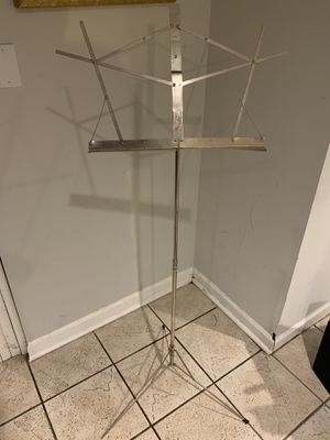 Music stand for Sale in Chicago, IL