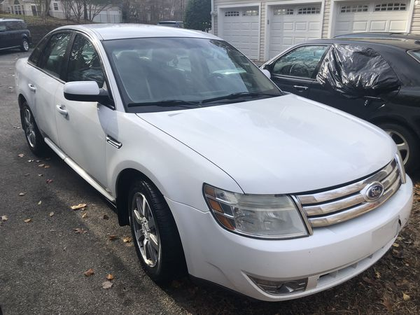 2008 FORD TAURUS EXCELLENT CONDITION