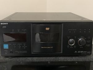 SONY CD/DVD 400 PLAYER. for Sale in The Bronx, NY