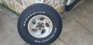 BFGoodrich Tire for Sale in Riverdale, MD