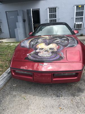 1985 Chevy Corvette for Sale in Medley, FL
