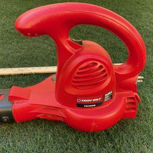 Troy-bilt TB180B Electric leaf blower for Sale in Chino, CA
