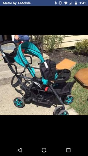 Double stroller sit and stand for Sale in Bexley, OH