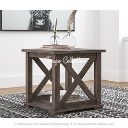 NEW, MODERN FARMHOUSE DESIGN END TABLE SKU#TC275. for Sale in Westminster,  CA