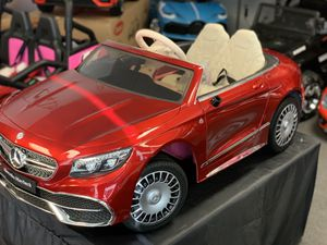 Mercedes Maybach NEW ( ride on for kids ) for Sale in North Las Vegas, NV