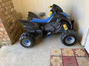 Bat mobile 4 wheeler for Sale in Carrollton, TX