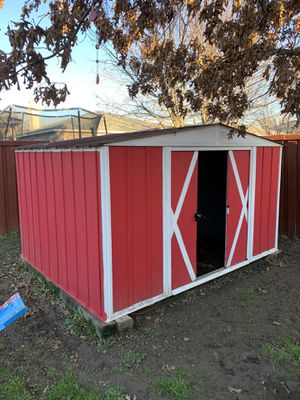 Metal shed for Sale in Mansfield, TX