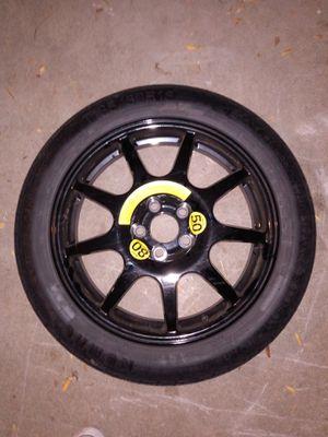 2015 Hyundai Genesis G80 Sedan Spare tire/rim Size T135 80R 18 for Sale in San Bernardino, CA