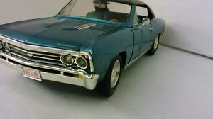 1967 Chevy Chevelle - Scale Model Car 1:18 - for Sale in Providence, RI