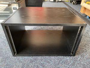 6 space studio equipment rack middle Atlantic RK6 for Sale in Los Angeles, CA