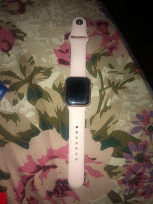 Apple Watch series 4 • 44mm Aluminum for Sale in Kolin, LA