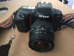 Nikon N50 camera. NOT digital for Sale in Tampa, FL