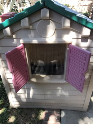 Free playhouse for chicken coop for Sale in Los Angeles, CA