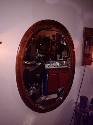 """Antique Large beveled Mirror"" for Sale in Phoenix, AZ"