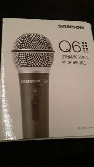SAMSON microphone for Sale in Fontana, CA