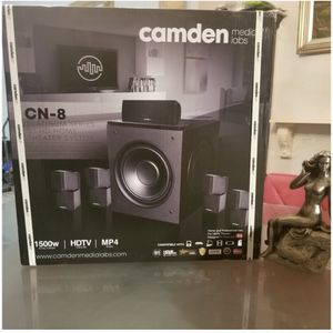 Camden Media Labs CN-8 for Sale in Los Angeles, CA