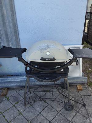 Weber portable grill for Sale in Jupiter, FL