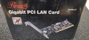 Gigabit PCI LAN Card for Sale in Downey, CA