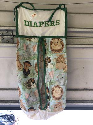 Baby diaper holder for Sale in Roseville, MI