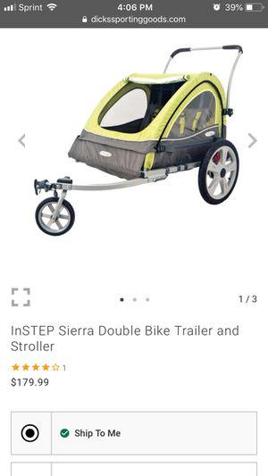 Bike trailer for Sale in Beaverton, OR