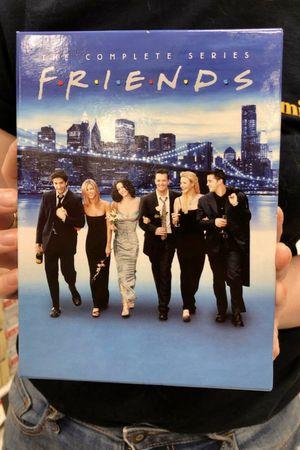 FRIENDS complete series dvd box set for Sale in Stockton, CA