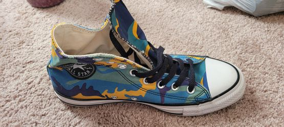 Limited Edition Andy Warhol Converse High Tops for Sale in Murfreesboro,  TN