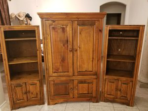 Entertainment center for Sale in Harlingen, TX