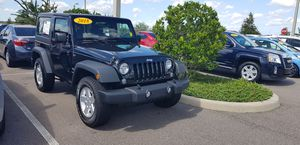 2018 Jeep Wrangler for Sale in Haines City, FL