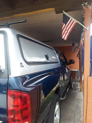 Camp out camper cap fiberglass for Sale in Las Vegas, NV